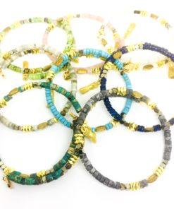 Bracelet heishi